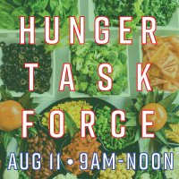 Hunger Task Force Day 200